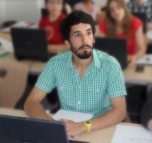 Antonio Sousa at TE4