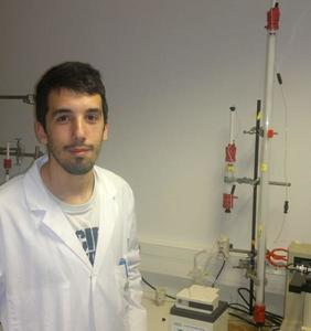 Antonio Sousa at INRA