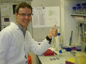 Jean-Luc Runavot at the University of Leeds