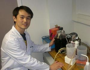 Jeff X Zhang at INRA